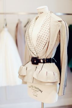Salon Haute Couture of Dior