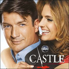 Castle Mini Wall Calendar: Perfect for any fan of ABC's comedy-drama Castle, this 2013 Mini Wall Calendar packs all of the action, drama, and romance surrounding Richard Castle (Nathan Fillion) and Detective Kate Beckett (Stana Katic) into a conveniently sized calendar that will fit into any space.  www.calendars.com...