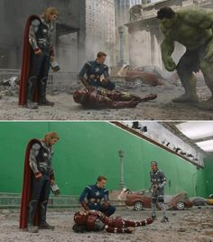 movies-before-after-green-screen-cgi-avengers-4