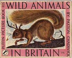 Puffin Picture Books: Wild Animals In Britain (1958). The idea behind Puffin Picture Books was that they would be useful, beautiful and accessible for children.