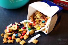 Game night snack recipe via The Anti-June Cleaver!