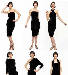 Una de las seguidoras del blog me pregunto si el vestido convertible Aisha que publique la semana pasada se podia hacer con mangas. Yo conte...