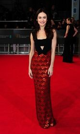 BAFTAs 2014: Best Dressed On The Red Carpet - via MyDaily