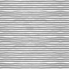 Marker Stripes Gray fabric by leanne on Spoonflower - custom fabric