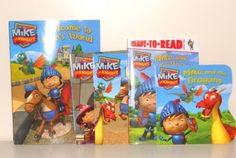 Mike the Knight Children's Books