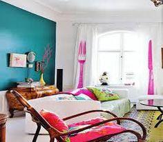 תוצאת תמונה עבור colorful room