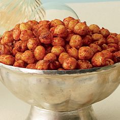 Spiced Chickpea Snack Mix http://www.womenshealthmag.com/food/tapas-recipes?slide=5
