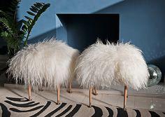 diy sheepskin rug carpet stool tutorial zebra carpet blue walls fireplace ideas shop room ideas faux fur chairs