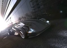BBQ Car Concept on Industrial Design Served