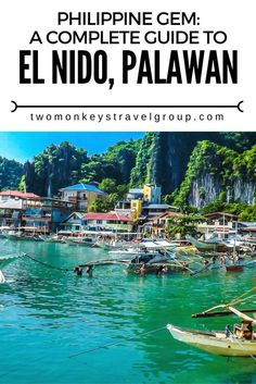 Get to know why more and more travellers are being marveled by the beauty that is El Nido, Palawan. Here's a complete guide to El Nido, Palawan. Voyage Philippines, Les Philippines, Philippines Travel, Places To Travel, Places To See, Travel Destinations, Vacation Places, Vacation Ideas, Vietnam