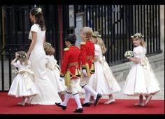 Prince William & Kate Middleton's Wedding (PHOTOS)