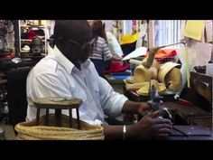 Making a Straw Hat - Anthony Peto - Chapelier #millinery #judithm #hats