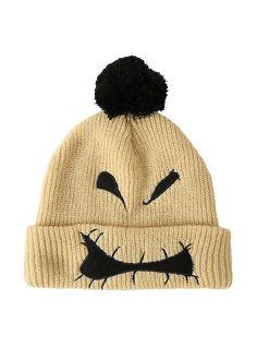 6d6871eea65 The Nightmare Before Christmas Oogie Boogie Pom Beanie ( 12.99 Pom Pom Beanie  Hat