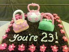 Happy 23rd birthday cake google search cakes glorious cakes happy 23rd birthday google search thecheapjerseys Images