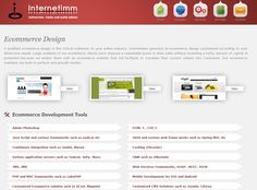 We offer all web design related services, from the initial consultations and sketches to helping you out with SEO and on the final touches, including the latest updates that make your website fresh and interesting to browse. Web design is truly the art of today. for much details visit - http://www.internetimm.com/webdevelopment/hire-full-time-php-developers.html