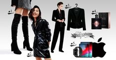 Black Friday, Image, Fashion, Moda, Fashion Styles, Fashion Illustrations