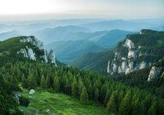 The Carpathian Mountains - Romania