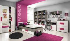 38 Funky and Functional Teen Bedroom Furniture Essentials