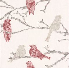 se - Decor Maison Spirit of Adventure - 113035 - tapeter, tapet Wallpaper Decor, Modern Wallpaper, Easy Up, Scandinavian Wallpaper, Inspirational Wallpapers, Layers Design, Toot, White Decor, Contemporary Interior