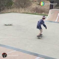 Instagram #skateboarding video by @rolandlumley_ont - Cruisin home base wit @gavinkeith25 #skateboarding #portperry#buttslide#switchfam @switchsteez. Support your local skate shop: SkateboardCity.co
