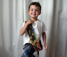 Color Me Badass: Crayon Bandolier. I'm about to turn 30, but I STILL want one of these motherfuckers.