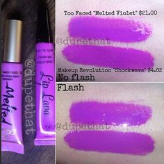 Makeup revolution Lip lava hanya 110rbTersedia shade :