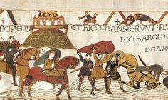 Designer of the Bayeux Tapestry identified as Scolland of Canterbury (medievalists.net, 2013)