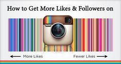 Want to get more Likes on your Instagram pics? No problem! Check out these science-based tips for how to get more Likes & followers on Instagram.