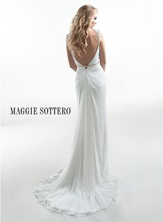 Large View of the Taren Bridal Gown