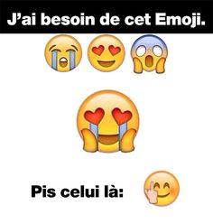L'emoji parfait