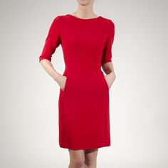 #rosso35 #genova #fashion #woman #readytowear #fw1415 #fallwinter20142015 #collection #madeinitaly #womanswear #style
