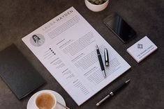 In need of a great professional resume design but lack the skills to design one or simply don't have access to expensive design software? Considered to be the best resume template for Microsoft Word by over 11.000 customers worldwide, TheResumeCoach gives non-designers a powerful tool to quickly create a visually stunning and eye-catching resume.#resume #jobsearch #jobs #cv #career #job #resumetips #hiring #employment #resumewriter #recruitment Modern Resume Template, Creative Resume Templates, Cv Template, Creative Cv, Stationery Templates, Creative Design, Graphic Design Blog, Cv Design, Word Design
