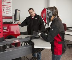 @weldfroniususa  @LincolnElectric Virtual reality welding simulators enhance the learning experience by allowing the instructor to see through the student's eyes.