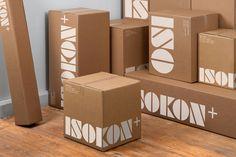 furniture ads Isokon Plus: refreshing a classic British furniture brand Furniture Packages, Furniture Logo, Furniture Design, Plywood Furniture, Furniture Websites, Furniture Layout, Office Furniture, Kraft Box Packaging, Brand Packaging