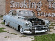 1953 Chevy Rat Rods - Google Search