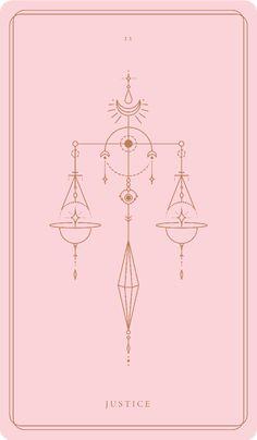 Justice Symbol, Libra Tattoo, Law Tattoo, Justice Tarot, Witchy Wallpaper, Libra Art, Tarot Tattoo, The Hierophant, Tarot Major Arcana