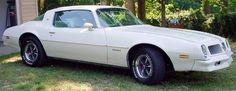 1976 Pontiac Firebird Esprit.  My first car.