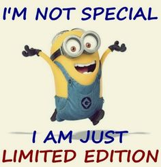 Cute Funny Minion quotes – 10 pics