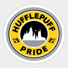 Shop Huffle-Pride hufflepuff house t-shirts designed by cozydaily as well as other hufflepuff house merchandise at TeePublic. Harry Potter Diy, Harry Potter World, Cricut Vinyl, Cricut Air, Preppy Stickers, Hufflepuff Pride, Record Art, Harry Potter Wallpaper, Cute Disney Wallpaper