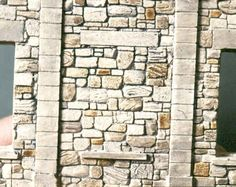 Painting tips on how to colour stones to create a natural look