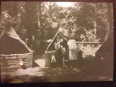Skautský tábor 1992