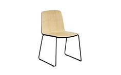 Just | modern shell chair in innovative design