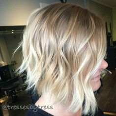 "Instagram @behindthechair_com ""* Multi- gorgeous... by @tressesbytress"""
