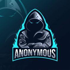 Hacker Logo, Logo D'art, Team Logo Design, Sport Design, Identity Design, Brand Identity, Design Design, Gaming Logo, Best Gaming Wallpapers