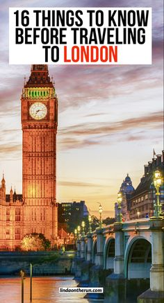Planning a trip to London England? Here you can read 16 important things you need to know before traveling to London| London tips| Europe travel tips| Things you need to know before traveling to London England #london #england #europe #travel European Travel Tips, Europe Travel Guide, Spain Travel, Travel Guides, Travel Destinations, Ireland Travel, London Travel, Solo Travel, Travel Inspiration