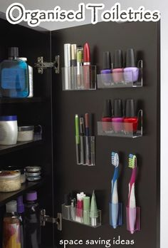 11 Creative and Clever Space Saving Ideas 9