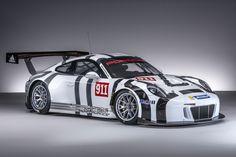 New Porsche 911 GT3 R