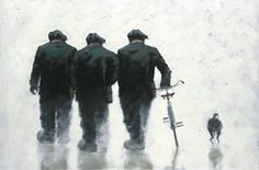 One Of The Boys - Alexander Millar + Medium artist, view latest artworks, prints… Painting People, Figure Painting, Cleveland Art, Oil Pastel Art, World Of Fantasy, Cycling Art, Box Art, Lovers Art, Painting Inspiration