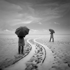 Straight and winding roads by Leszek Bujnowski on 500px