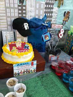7th Birthday, Birthday Parties, Birthday Cake, Roblox Cake, Party Themes, Party Ideas, Diy Party, Ava, Desserts